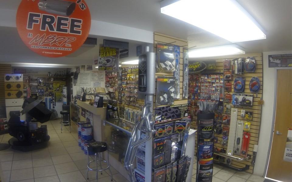 Sales & Installation