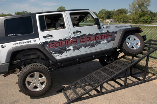 Lift Kits For Jeeps >> Rough Country 2014 Jeep Jk 4wd 2 5 Suspension Lift Kit Jep