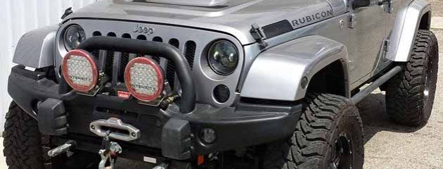 2014 Jeep Rubicon Edelbrock Supercharger Install