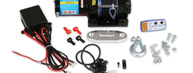 Anvil Off Road Expands Winch Lineup!